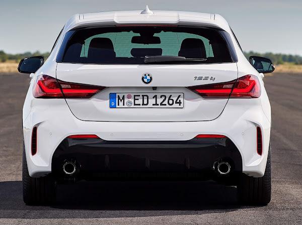 BMW 128 ti: um esportivo FWD para enfrentar o Golf GTI
