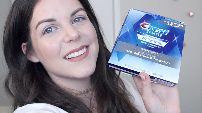 Crest White Strips Review The Kelly Elle Blog