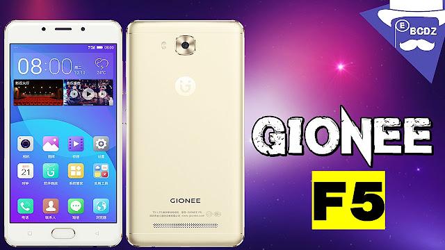 سعر ومواصفات هاتف Gionee F5 - مدونة الأهراس