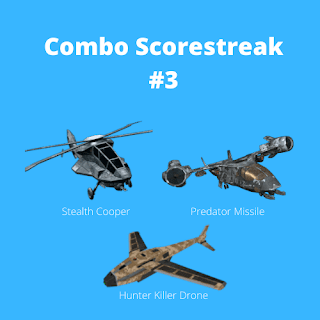 Tersusun dari Stealth Chopper, Hunter KIller Drone dan Predator Missile