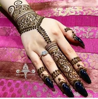 30+ Mehndi designs latest Collection