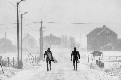 6 planes para el Norte de Noruega en invierno