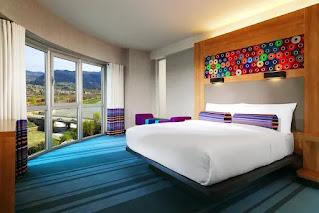 bursa otelleri fiyatları  aloft hotel online rezervasyon
