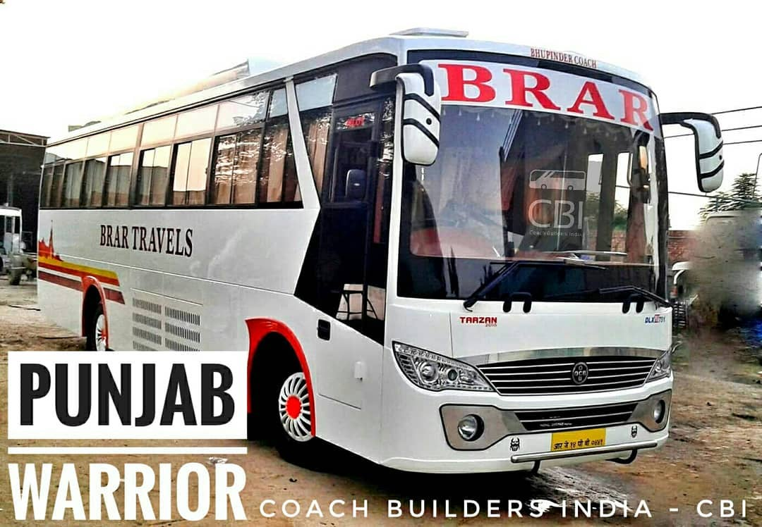 Coach Builders India Cbi Onkar Coach Builders Bhadaur Punjab