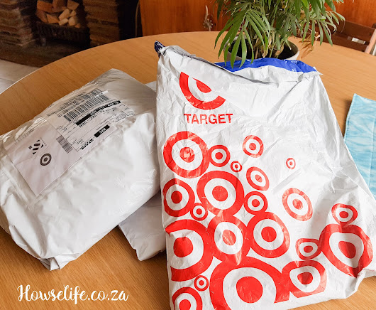 Howse Life: Your guide to shopping at Target in South Africa
