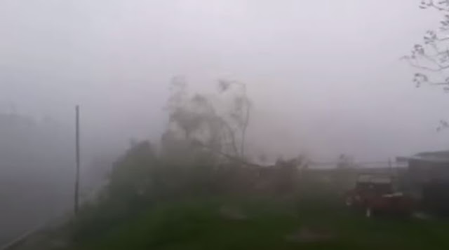 Most Dangerous Cyclone in The World