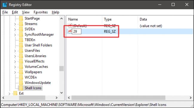 Hướng dẫn xoá, loại bỏ biểu tượng mũi tên Shortcut Windows