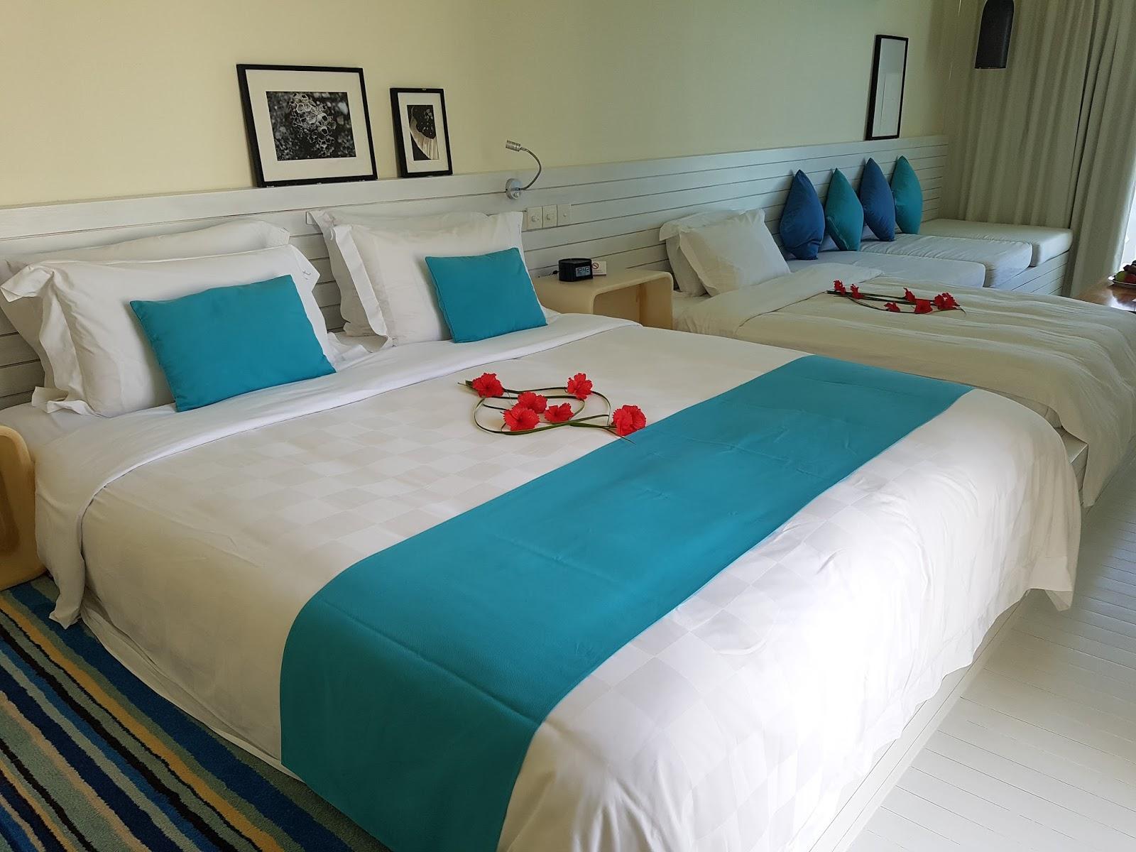 Holiday Inn Resort Kandooma Maldives - HenrikTravel.com