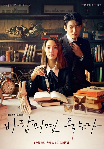 Korean Drama Cheat On Me  If You Can (Starring Jo Yeo Jung And Go Joon)