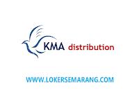 Lowongan Kerja Perusahaan Distribusi Semarang Admin Penjualan di KMA