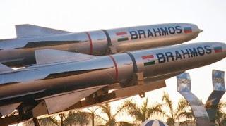 Keren .. India Kembali Tambah Daya Jangkau Rudal Brahmos, Bahkan Moncong Rudalnya Sudah Diarahkan ke China - Commando