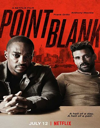 Point Blank (2019) Dual Audio Hindi ORG 720p HDRip x264 800MB MSubs Movie Download