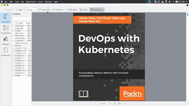 Ebook DevOps With Kubernetes