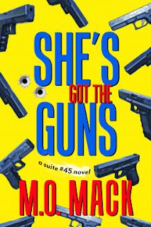 She's Got The Guns cover