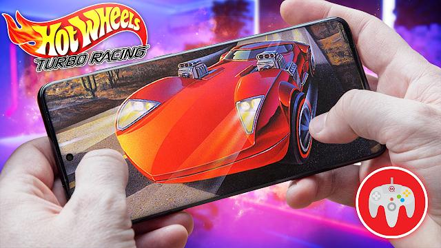Hot Wheels Turbo Racing Para Teléfonos Android (ROM N64)