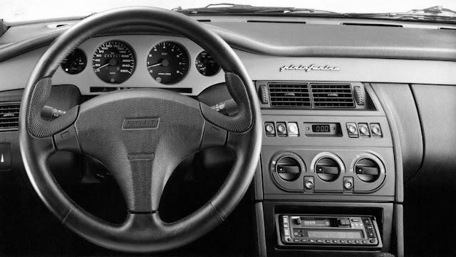 1993 - Fiat Coupé.