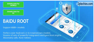 Baidu Onekey Root Tool 2.3.7 English Apk Download (Latest) For Android