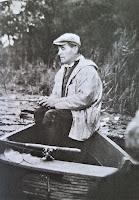 Artysta nad jeziorem Wigry