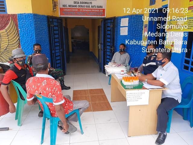 Rutin Laksanakan Komunikasi, Dilaksanakan Personel Jajaran Kodim 0208/Asahan Dilaksanakan Bersama Dengan Masyarakat
