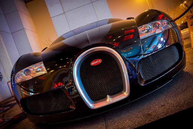 Most Expensive Things owned by Lil Wayne - Bugatti Veyron
