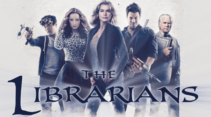 Fangs For The Fantasy: The Librarians, Season 3 Episode 8
