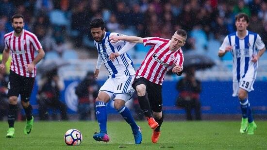 مشاهدة مباراة ريال سوسيداد وأتلتيك بلباو اليوم بث مباشر 09-02-2020 في الدوري الاسباني