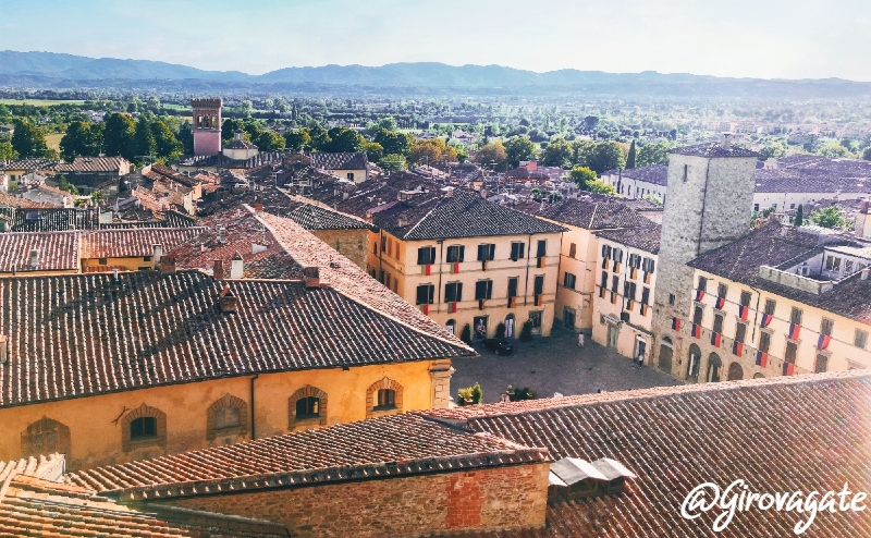 PanoramaTorre Duomo Sansepolcro