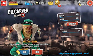 Download Zombie Deathmatch v0.0.12 Mod Apk Unlimited Money + Cash