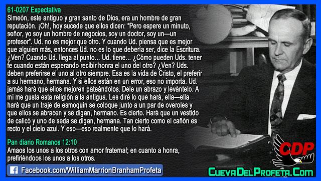Una religión a la antigua - William Branham en Español