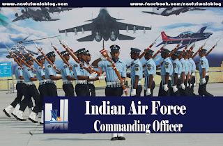 Commanding Officer Job 2016