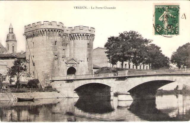 Verdun, tour Chaussée