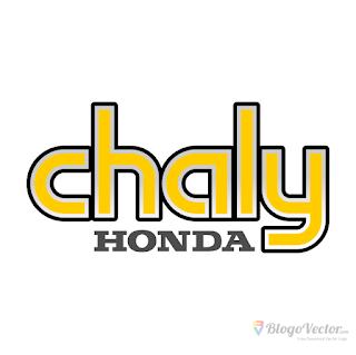 Honda Chaly Logo vector (.cdr)