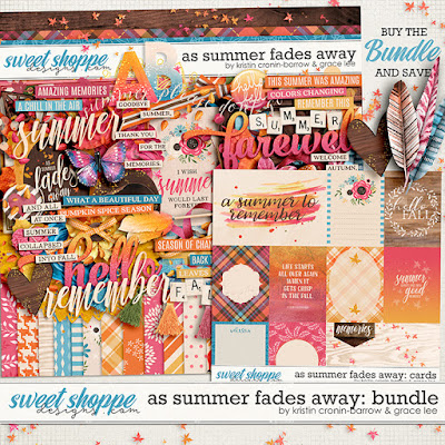 As Summer Fades Away: Bundle