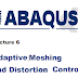 [Abaqus nâng cao] Abaqus/Explicit - Adaptive Meshing and Distortion