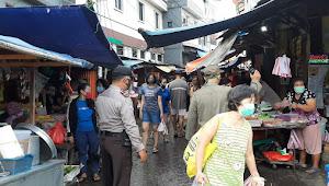 Himbauan dan Larangan bagi pengunjung,  pedagang dan pembeli