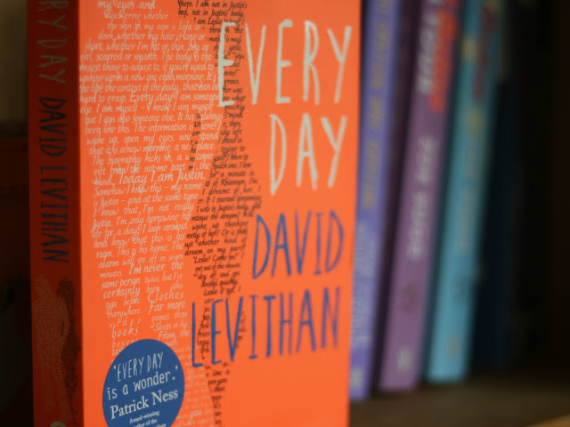 young adult book every day by david levithan
