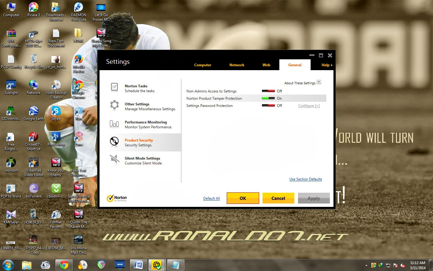 Norton Internet Security 2014 With Trial Reset 180 Days ( 6 Month ) Free Download