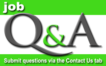 job q and a, job questions and answers, career q and a, career questions and answers