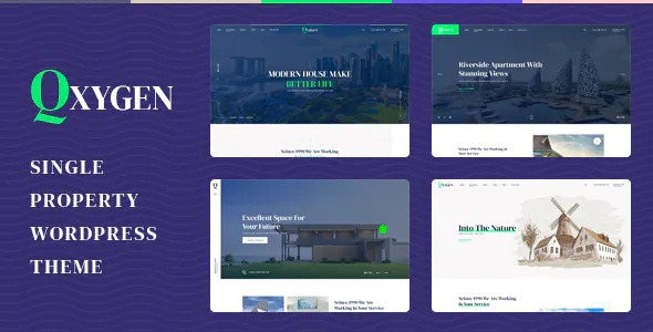 Best Single Property WordPress Theme