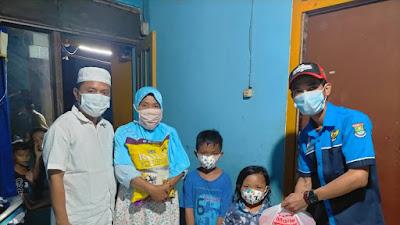 Organisasi SOPPAN Regency Santuni Anak Yatim