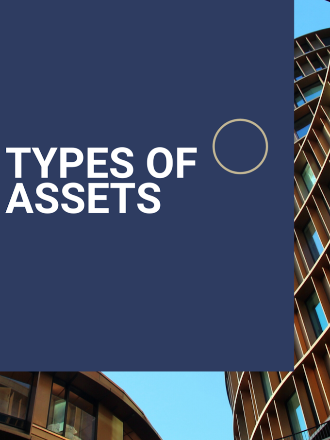 Assets: Definition & Types of assets