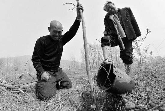obr7 - Jak slepý s bezrukým společně zasadili les