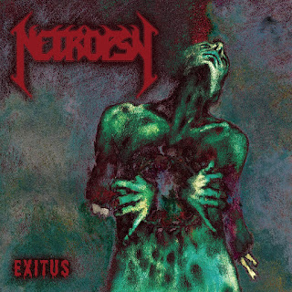 "Necropsy - ""Exitus"" EP - 2020, Old School Death / Doom Metal"
