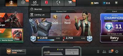 Command & Conquer: Rivals Cloning Lab (Klonlama Laboratuvarı)
