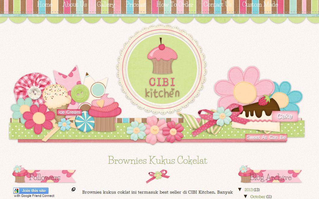 Cute Template Blogger design portfolio template free free cute ...