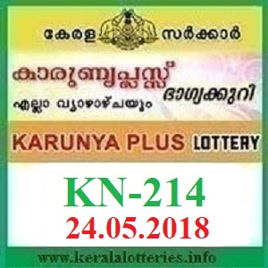 kerala lottery result from keralalotteries.info , kerala lottery result 24.5.2018, kerala lottery results 24-05-2018, KARUNYA PLUS lottery KN 214 results 24-05-2018, KARUNYA PLUS lottery KN 214, live KARUNYA PLUS   lottery NR-68, KARUNYA PLUS lottery, kerala lottery today result KARUNYA PLUS, KARUNYA PLUS lottery (KN-214) 24/05/2018, KN 214, KN 214, KARUNYA PLUS lottery KN214, KARUNYA PLUS lottery 24.5.2018,   kerala lottery 24.5.2018, kerala lottery result 24-5-2018, kerala lottery result 24-5-2018, kerala lottery result KARUNYA PLUS, KARUNYA PLUS lottery result today, KARUNYA PLUS lottery KN-214,   KARUNYA PLUS lottery results today, kerala lottery results today KARUNYA PLUS, kerala lottery result today, kerala online lottery results, kl result, yesterday lottery results, lotteries results, keralalotteries, kerala lottery, keralalotteryresult, today kerala lottery result KARUNYA PLUS, kerala lottery result, kerala lottery result live, kerala lottery result today KARUNYA PLUS,  www.keralalotteries.info-live-KARUNYA PLUS-lottery-result-today-kerala-lottery-results, keralagovernment, KARUNYA PLUS lottery result, kerala lottery today, kerala lottery result today, kerala lottery results today, today kerala lottery result, KARUNYA PLUS lottery results, kerala   lottery draw, kerala lottery results, kerala state lottery today, kerala lottare, kerala lottery result, lottery today, kerala lottery today draw result, kerala lottery online   purchase, kerala lottery online buy, KARUNYA PLUS lottery today, today lottery result KARUNYA PLUS, KARUNYA PLUS lottery   result today, kerala lottery result live, kerala lottery bumper result, kerala lottery result yesterday, buy kerala lottery online result, gov.in, picture, image, images, pics,   pictures kerala lottery, kerala lottery result KARUNYA PLUS today, kerala lottery KARUNYA PLUS today result, KARUNYA PLUS kerala lottery result, today KARUNYA PLUS lottery result, KARUNYA PLUS lottery today   result