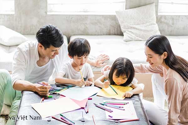 Giúp trẻ thông minh về tài chính