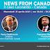 """Terzo appuntamento con il Webinar """"News from Canada"""": il caso Leonardo Canada"""