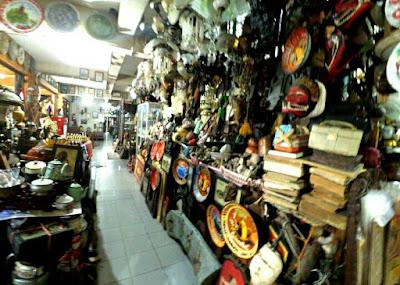 Lokasi Pasar Barang Unik Solo
