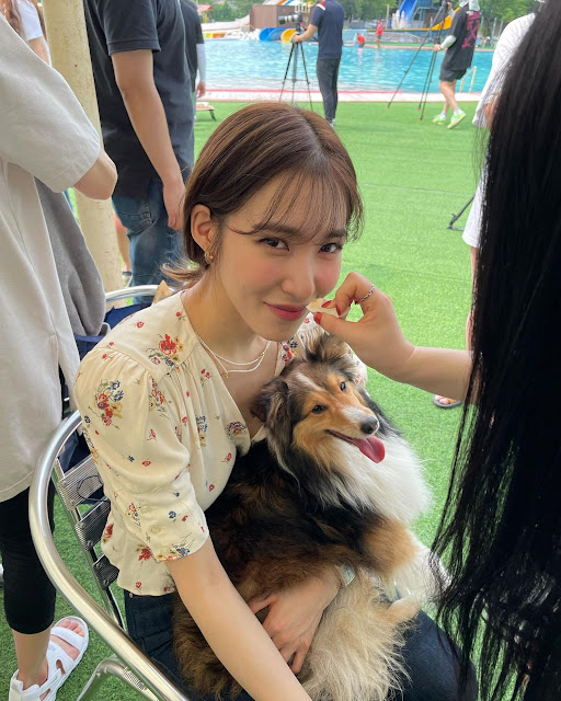 SNSD Tiffany Pet Vitamin 2